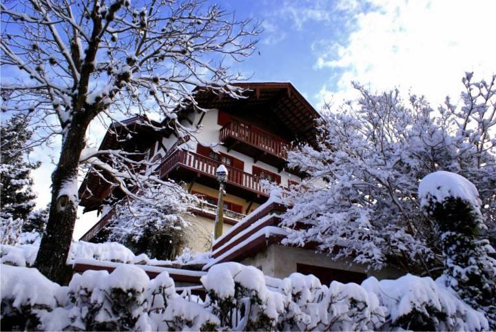 La cumbrecita invierno