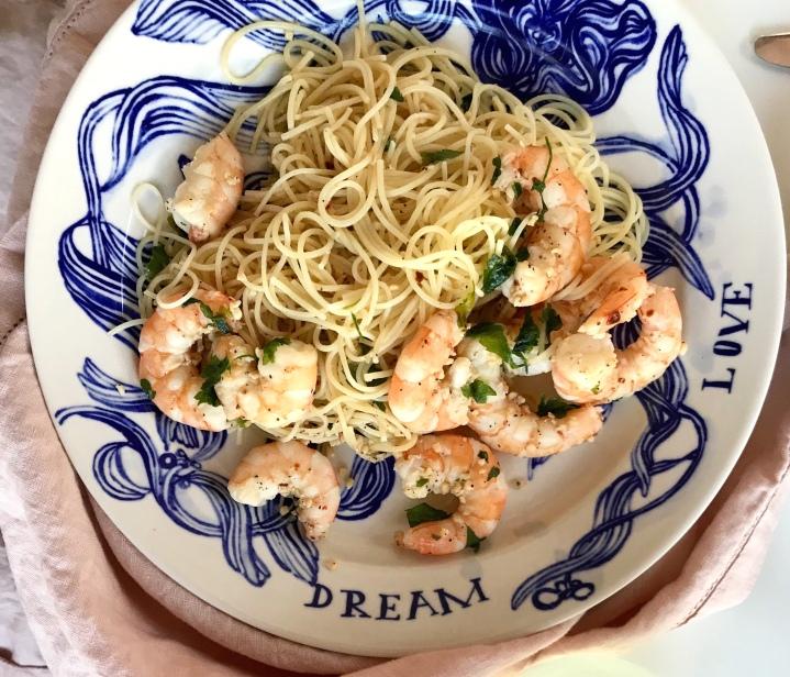 shrimp served 2