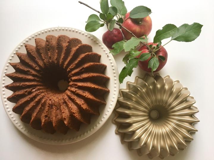 apple cake 3d
