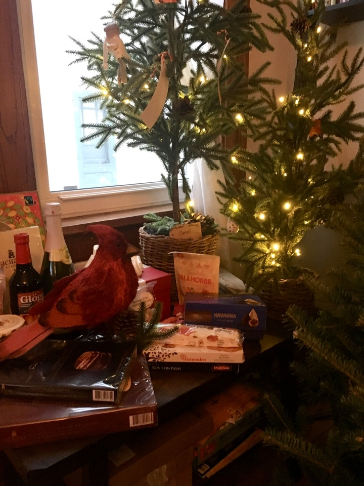 presents under tree 2