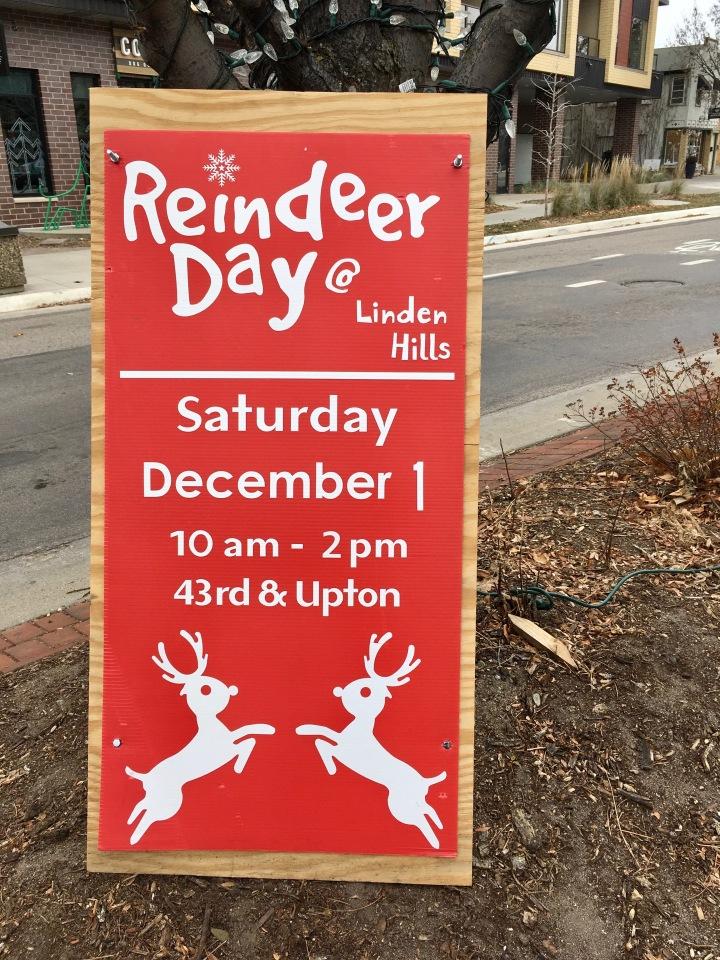 reindeer day 1