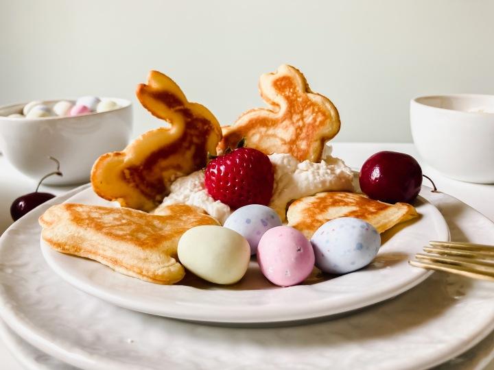 """Buffles"" (Bunny Waffles)"