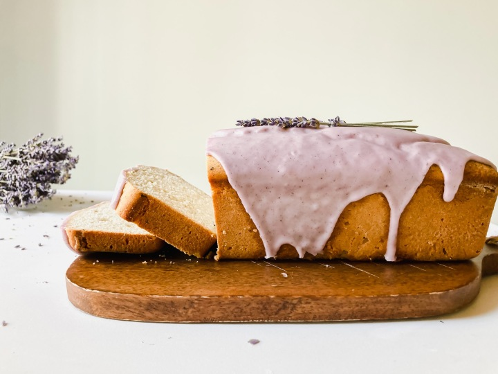 Lemon Lavender TeaLoaf