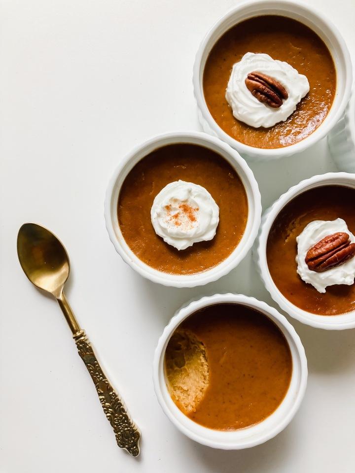 Pumpkin Pots deCrème